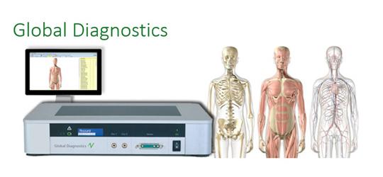 Behandelapparatuur van Vitatec Global Diagnostics - Onze bodyscan